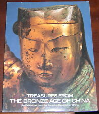 Treasures from the Great Bronze Age of China An Exhibition softcover book