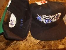 ORLANDO MAGIC  95'  G-CAP WOOL SHAQ  SCRIPT NEW VINTAGE 90'S HAT CAP  SNAPBACK
