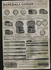 1920 ADVERT Pennant Decal Baseball Bat Clouter Black Beauty Duk Fut Duck Web