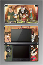 Gravity Falls Dipper Mabel Pines Cartoon Video Game SKIN Cover 10 Nintendo 3DS