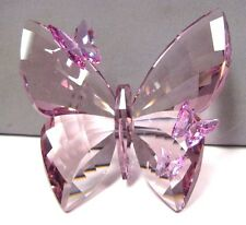BUTTERFLY LIGHT AMETHYST LARGE 2013 SWAROVSKI CRYSTAL   #1183941