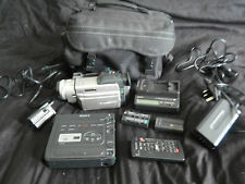 Sony DCR-TRV900E digital Mini DV video recorder camcorder gv-d300e LOT BUNDLE