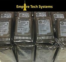 "HP 625031-B21 625140-001 3TB 3.5"" LFF 6G DP SAS HOT PLUG HARD DRIVE NEW"