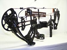 Fred Bear Threat Shadow Bow RTH Right Hand 60-70#  25-30  inch draw