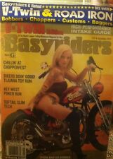 Easy rider V-twin Edition Road Iron Rated G  September 2015 FREE SHIPPING!