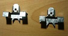 Adapter Klammern Haltenasen universal Fettfilter Metall Dunstabzugshauben