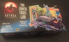 The New Batman Adventures Animated Series The Joker Toxic Lab Acid Bath New MIB