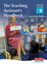 The Teaching Assistant's Handbook: S/NVQ Level 2: a Handbook for-ExLibrary