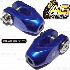 Zeta Freno Trasero Horquilla Azul para Honda CR 250 CR 250R 2002-2008 Motocross Enduro