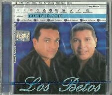 Los Betos Corazon.com Latin Music CD New