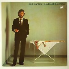 "12"" LP - Eric Clapton - Money And Cigarettes - B1599 - washed & cleaned"