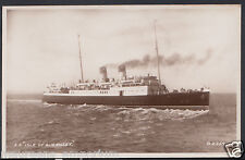 "Shipping Postcard -  S.S.""Isle of Guernsey""   DR380"
