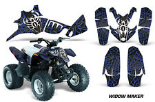 Polaris Predator 90 AMR Racing Graphic Kit Wrap Quad Decal ATV All Years WIDOW B