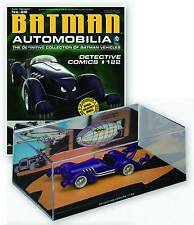 DC BATMAN AUTOMOBILIA FIGURE #28: DETECTIVE COMICS #122 CATMOBILE