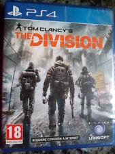 Tom Clancy´s The Division Nuevo precintado Shooters acción PS4 en castellano