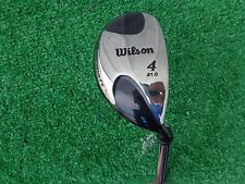Wilson Staff FatShaft 4 Hybrid 21 Degree Utility Club Stiff Steel Fat Shaft NEW