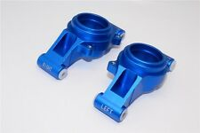 TRAXXAS X-MAXX 7076 GPM BLUE ALUMINUM REAR KNUCKLE ARMS TXM022