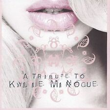 DAMAGED ARTWORK CD Various Artists: Tribute to Kylie Minogue