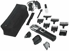 Wahl 9854-600 Lithium Ion All In One Trimmer Groomer 17 Pieces New! Fast Ship!