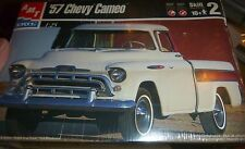 AMT 1957 CHEVY CAMEO PICKUP TRUCK 1:25 MODEL CAR MOUNTAIN FS