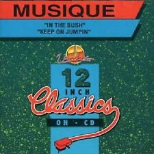 Musique - In The Bush/Keep On Jumpin - New Factory Sealed Cd Single cd