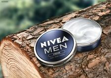 NEW NIVEA MEN CREAM Creme Face Body & Hands moisturiser dry skin Top Price