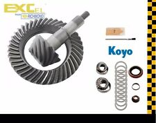 "Ford 8.8"" 10 Bolt 3.73 Ratio Ring and Pinion Gear Set Pinion Install Kit Package"