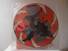 "BLACK SABBATH - PICTURE DISC - SAB P 612 - IMPORT -""SEALED"" - ""VERY RARE"""