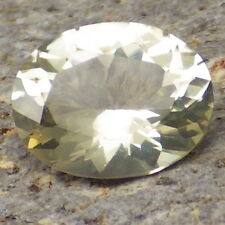GOLDEN OREGON SUNSTONE 1.54Ct FLAWLESS-FOR JEWELRY-PURE PASTEL GOLD