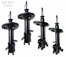 4 New Shocks Struts FULL Set Fits Corolla OE Replacement Ltd Lifetime Warranty