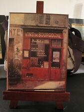 Petit Tableau Vins de Bourgogne