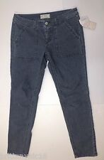 ~~THRILL!~~ Free People NWT Pin Striped Skinny $98 Jeans Inseam 28 Sz 29 #490