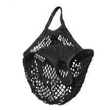 Cotton String Mesh Shopping Grocery Bag Reusable Tote Basketball Storage Net New