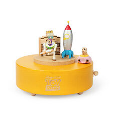 New Toy Story Buzz Lightyear Rocket Music Box - Disney collection