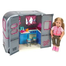Our Generation Doll R.V Seeing You Camper Van For 18 Inch Dolls