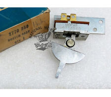 1967 A-Body & 68 A-Body RHD Heater Fan Switch- Mopar NOS 2770360
