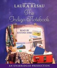 The Indigo Notebook by Laura Resau (2009, CD, Unabridged)