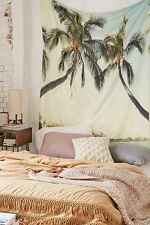 """NEW URBAN OUTFITTERS DENY BREE MADDEN THE BAY TAPESTRY 60"""" X 80"""""""