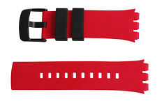 "ORIGINALE Swatch Touch Bracciale ""SWATCH TOUCH chili"" (asurr 102) MERCE NUOVA"