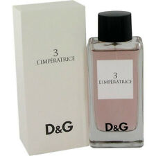 D&G 3 L'Imperatrice  3.3 / 3.4oz  100ml Women's Eau de Toilette