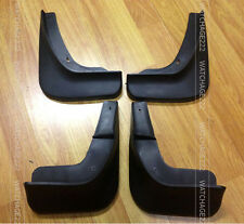 SPLASH GUARDS FOR 2007-2012 FORD MONDEO MK4 W/ SIDE SKIRT SPORT MUD FLAP FLAPS