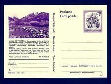 AUSTRIA - Cart. Post. - 1975 - 2,50 S - A-5730 Mittersill - 66. Auflage/6