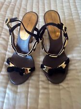 *NEW*  MARC by MARC JACOBS .. Cute bow heeled sandal ... Size 37.5