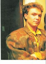 GARY KEMP (Spandau Ballet) 'own words' magagazine PHOTO / Article / clipping