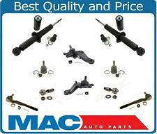 For 96-02 Toyota 4Runner (2) Front Struts 4 Ball Joints 4 Tie Rods 10Pc Kit