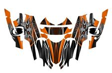 Arctic Cat Firecat Sabercat Graphics 2003 2004 2005 2006 F5 F6 F7 #3333 Orange