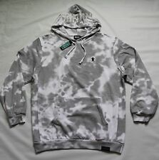 DIAMOND SUPPLY CO x GRIZZLY GRIPTAPE SMOKE BEAR PULLOVER HOODIE SWEATSHIRT XL