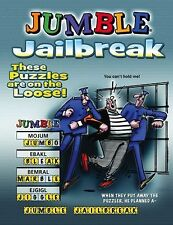 NEW - Jumble Jailbreak: These Puzzles Are On the Loose! (Jumbles(R))