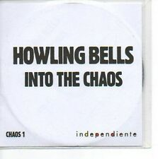 (865A) Howling Bells, Into the Chaos - DJ CD