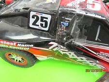 Traxxas Slash 2WD 1/10 Scale Radio Control Car Mike Jenkins Edition